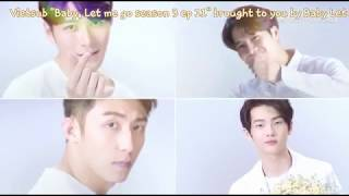 [Vietsub] Baby! Let Me go - ss3 ep 11