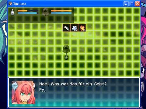 The Lost - RPG Maker VX - Review 2 [ deutsch / german ]
