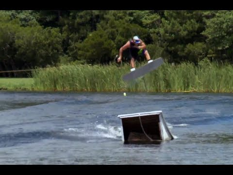 On The Loose - Wakeboarding, Kiteboarding, and Winch Sessions - Episode 12