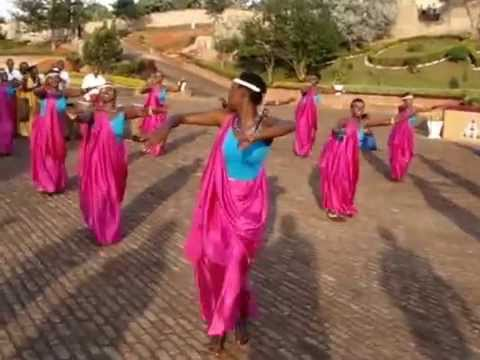 The Beauty of East Africa is Culture - Rwanda is Cultural Dancers