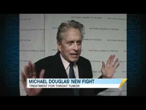 Michael Douglas' Cancer Battle
