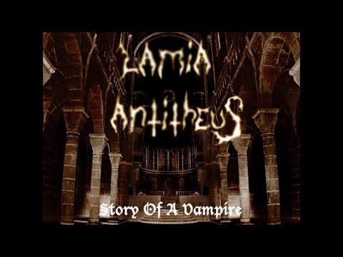 lamia antitheus - Slained Upon The Throne Of Transylvania (subtitulos español)