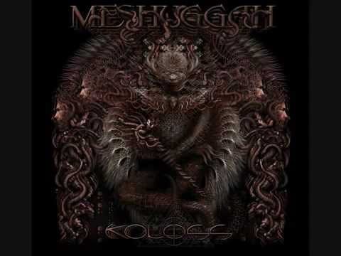 Meshuggah - The Last Vigil