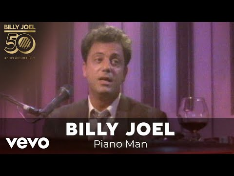 Billy Joel - Piano Man Music Videos