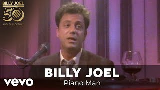 Watch Billy Joel Piano Man video
