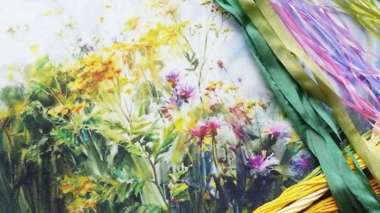 Яркие колумбийские сумки Рукоделие