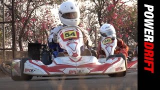 Karting: The first step to Car Racing : PowerDrift