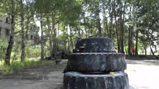 Uncut: WLG Mahlwinkel - Woodland Paintball 12/12