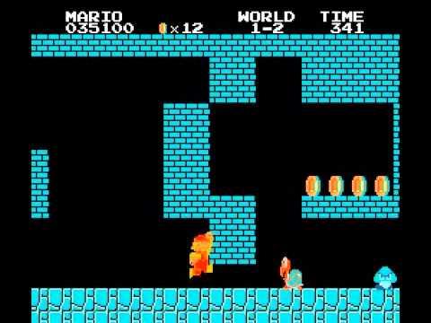 Super Mario Bros - gamma dies at the end-super mario bros - User video