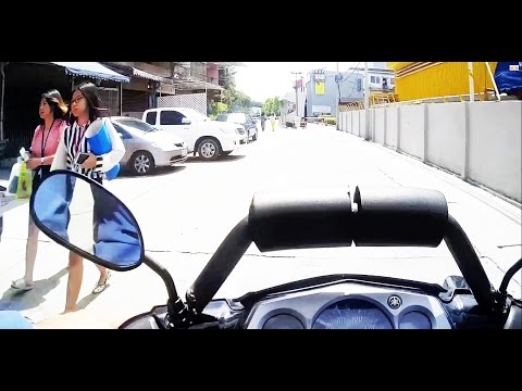 Bangkok Traffic Surfing September 2014 (Tai Fighters)