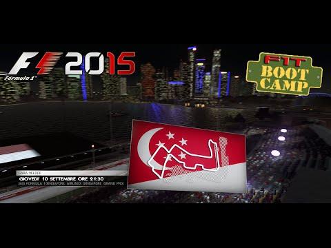 Boot Camp (SINGAPORE - SERENO) Stanza B (F1 2015)
