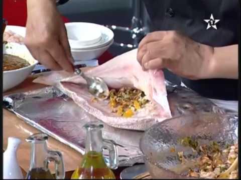 مأدبة برنامج الطبخ المغربي الحلقة 22
