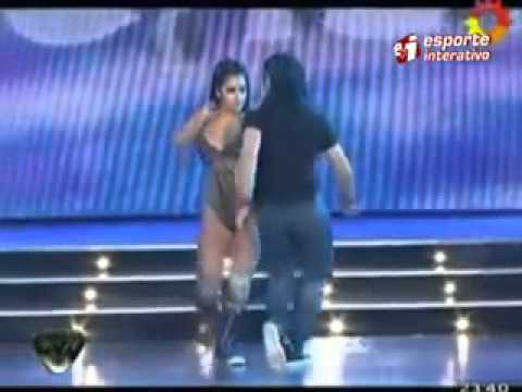 Larissa Riquelme In Argentine Dance Program video