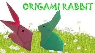 Origami Easy - Origami Rabbit