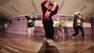 Craig Mack - Get Down Choreografia by Piotr Czyżu Czyżewski ( SUPER 6 - SDA ) (HD)