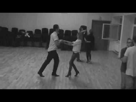 SalsosRitmu.lt | Kviečiu šokti Salsa pamoka su Smoriginu Arutiunian.wmv