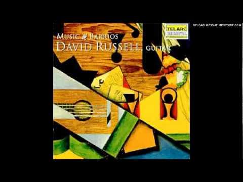 Danza Paraguaya - Barrios - David Russell
