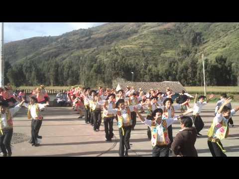 Huracán del Mantaro- Huaylarsh PRIMICIA 2014
