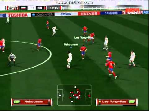 Pes6 Greece Wcq 13-14 - Afc Final Round - Iran X South Korea video