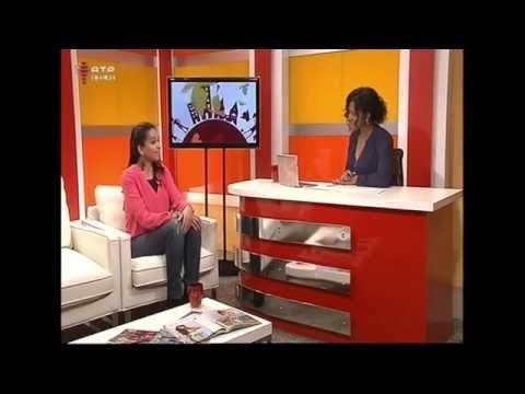 AMRT Ubuntu Basket no Programa Bem-vindos da RTP África