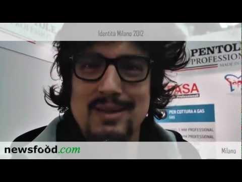 """A Identità Milano 2012 Alessandro Borghese star di """"Cucina con Ale"""" Real Time"""