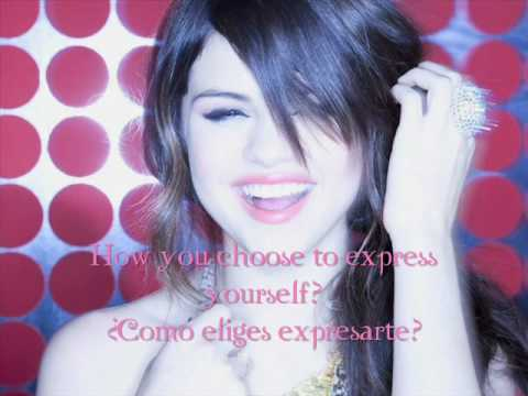selena gomez naturally lyrics. Selena Gomez amp; The Scene