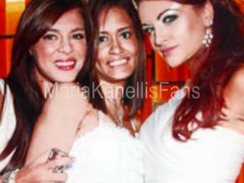 Maria Kanellis PS ; The Ultimate White Party