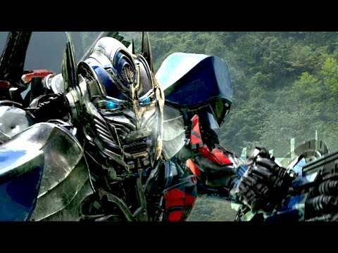 TRANSFORMERS 4 Official Trailer (2014)