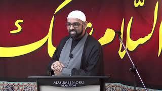 Friday Khutba  - Sheikh Jaffer H. Jaffer - 24th Safar 1440