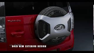 The Bold New TUV300 - Authentic SUV Design