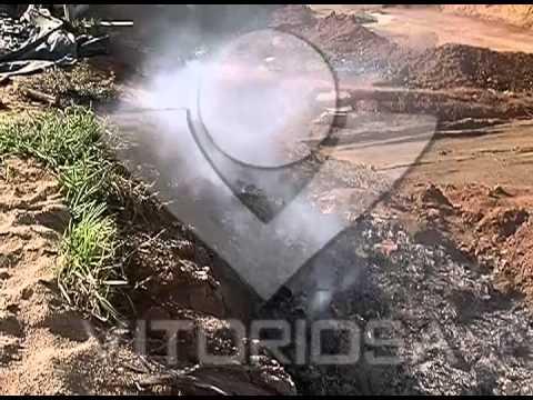 Obra de viaduto em Xapetuba desrespeita meio ambiente