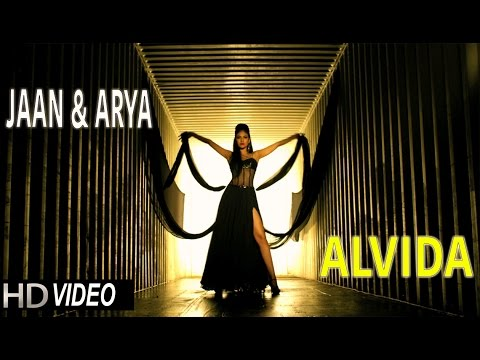 JAAN & ARYA - ALVIDA Music Video 2012