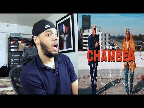 Bad Bunny - Chambea! Chambea Rick Flair - Tiraera? - Bad Bunny Chambea Video Oficial Reaccion