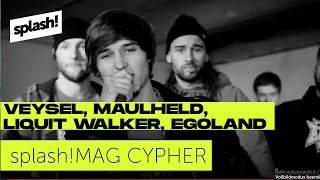 splash! Mag  Cypher #6 [Veysel x Maulheld x Liquit Walker x Egoland]