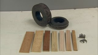Wood Furniture Moulding | How It's Made