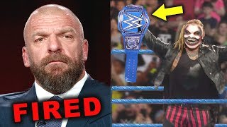 10 Big Changes Coming to WWE in 2020 - Triple H Fired