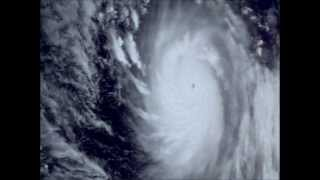 Super Typhoon Haiyan from russian weather satellite Electro-L