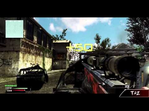 Raw - MW3 Teamtage #1 edited by Browny