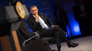 Obama Speech at Executive Summit: 'We've Got to Stop Governing by Crisis'  11/20/13