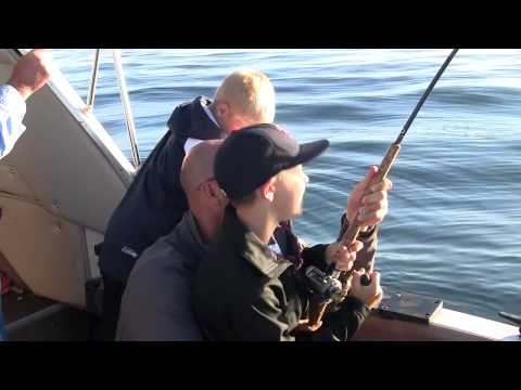 Fishing Ucluelet BC with Gus Bradley
