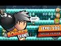 Bomber Friends Single Player Level 220 Boss Last Level mp3
