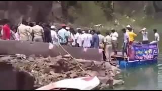 Accident During Ganpati Visarjan