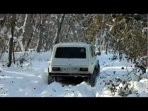 Test- drive Niva 2121... Часть 1