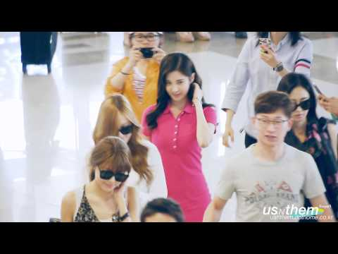 130619 Seohyun at GimpoAirport To Japan