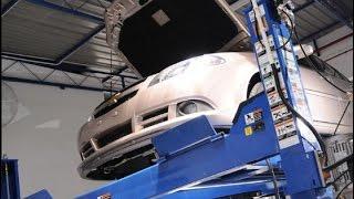 Снятие кпп Шевроле Авео для ремонта коробки передач | Chevrolet Aveo