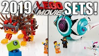 SHOCKING 2019 LEGO MOVIE 2 SET CHOICES! *NEW* PICTURES!