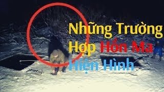 Những trường hợp hồn ma hiện hình | Real Ghost Caught on Camera at Abandoned Places