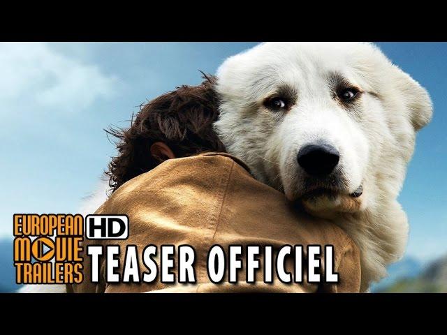 Belle et Sebastien, l'aventure continue Teaser officiel (2015) - Félix Bossuet HD