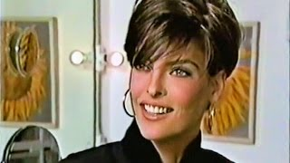 Linda Evangelista - Issues on Staying On Top 1991