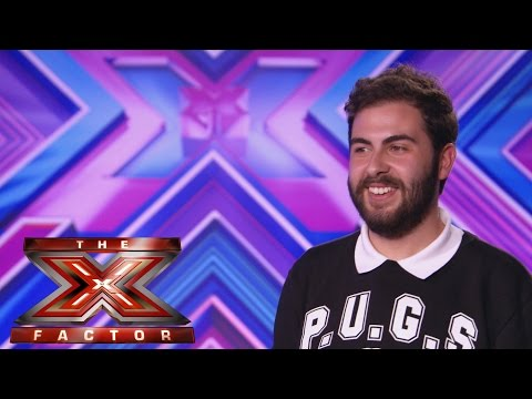 Andrea Faustini room audition